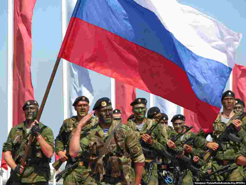 Російський «спецназ»
