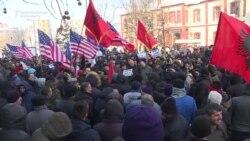 Protesters Demand France Release Kosovo's Ex-Prime Minister