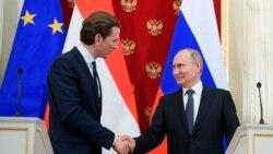 """Austria, Rusia şi cazul """"Skripal"""""""