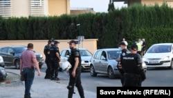 Policija Crne Gore, august 2020, ilustrativna fotografija.