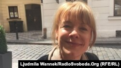 Професор Віденського університету Керстін Сюзанне Йобст, Прага, 25 червня 2018 року