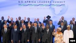 Վաշինգտոնյան համաժողովի մասնակիցները, 6-ը օգոստոսի, 2014թ․
