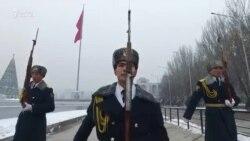 Кыргыз армиясынын кабыландары