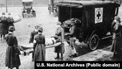 Pandemija Španske groznice 1918–1919.