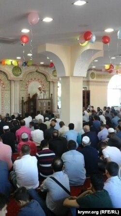 Oraza bayramında İslam medeniyet merkezi