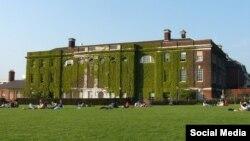 Голдсмитский университет в Лондоне