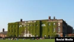Голдсмитский университет в Лондоне.