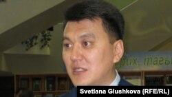Политолог Ерлан Карин. Астана, 13 сентября 2011 год,
