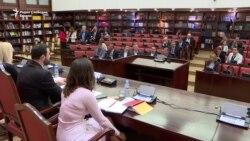 Препорачано одземање на мандатот на Груевски