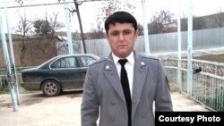 Saidnuriddin Shamsiddinov, a 41-year-old Tajik attorney and former bailiff, has just been sentenced to 8 1/2 years in prison. (file photo)