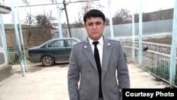 Саиднуриддин Шамсиддинов