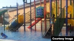Бухородаги аквапарк