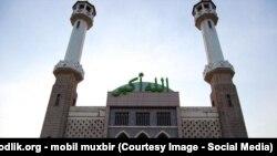 Janubiy Koreyadagi Muhammad Sodiq Muhammad Yusuf masjidi.