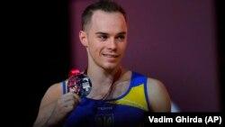 Верняєв здобув нагороду після кількамісячної перерви в тренуваннях і змаганнях у зв'язку з травмами
