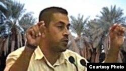 الشاعر العراقي غانم الفياض