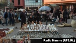 Market in Morocco,2016