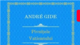Romania - Carte la pacvhet book cover Andre Gide