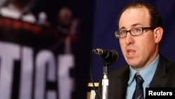 Джоэл Саймон, исполнительный директор организации «Комитет по защите журналистов» (CPJ).