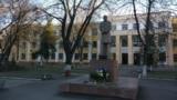 Tiraspol. Universitatea Taras Sevcenko, 18 martie 2020.