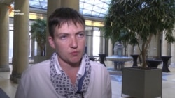 «Військова авіація приємніша й простіша за українську політику» – Савченко (відео)