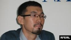 Асхат Еркимбай, преподаватель курса дата-журналистики.