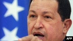 Venezuelan President Hugo Chavez may play a role in mediating the Libyan crisis.