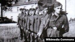 Солдати батальйону «Нахтіґаль», 1941