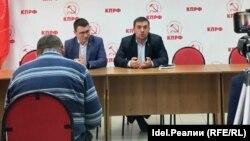 Артем Прокофьев и Николай Бондаренко