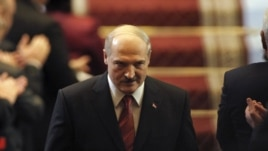 "Is President Alyaksandr Lukashenka's (pictured) economy ""about to fall apart,"" as Carl Bildt suggests?"