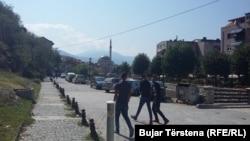 Поглед на косовскиот град Призрен.