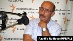 Политолог Зардушт Ализаде.