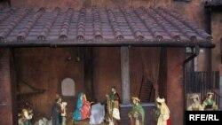 Презепіо на площі Іспанії, Рим
