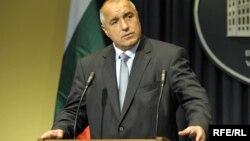 Premierul Boico Borisov
