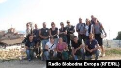 Средба на младите конзерватори од Југоисточна Европа во Охрид.