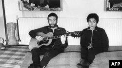 Джон Леннон с супругой Йоко Оно. Нью-Йорк, 26 января 1970 года.