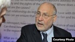 Economistul american Joseph Eugene Stiglitz, profesor la Columbia University.
