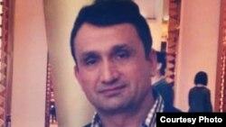 Tajik opposition figure Zayd Saidov