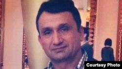 Лидер незарегистрированной политической партии «Новый Таджикистан» Зайд Саидов.