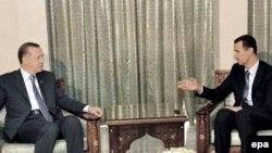 R.T.Erdoğan və Bashar al-Assad