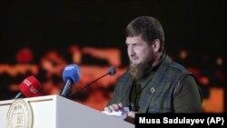 Глава Чечни Рамзан Кадыров, 5 октября 2018 года