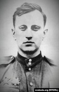 Рыгор Бярозкін, 1944 год