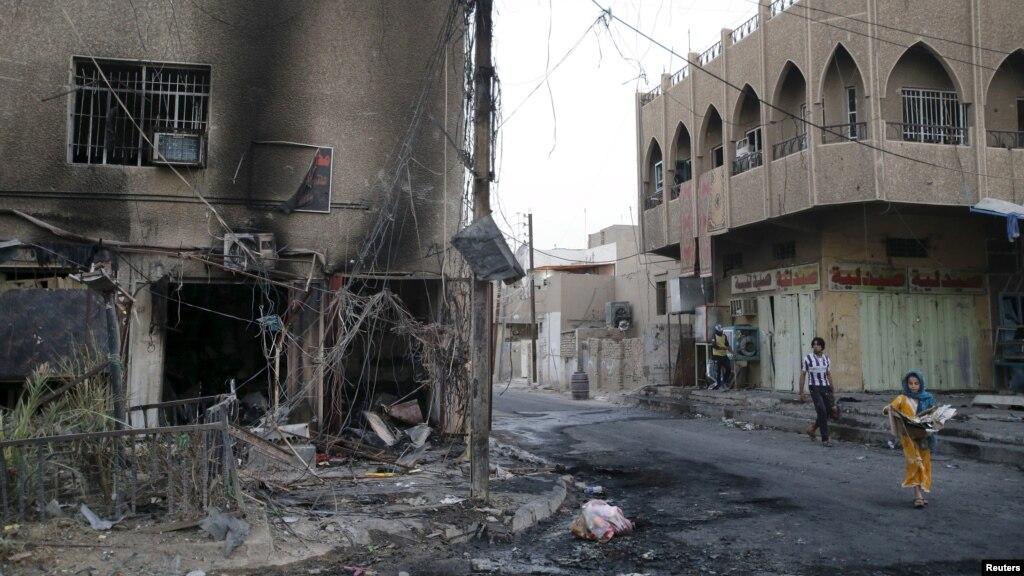 Щонайменше 20 людей загинули врезультаті двох вибухів в Іраку