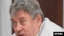 Геннадий Коренчук, президент Центрально-Азиатской Штаб-квартиры, сторонник Кажимкана Масимова. Алматы, 18 июня 2009 года.
