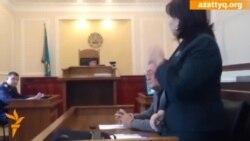 Ержана Утембаева выпускают из тюрьмы