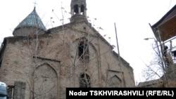 სურბ ნშანის ეკლესია თბილისში