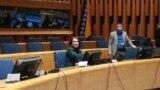 Gordana Tadić na saslušanju o radu Tužilaštva BiH pred privremenom parlamentarnom komisijom u Parlamentu BiH, oktobar 2020.