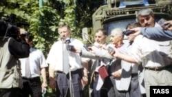 Во вторник в Дагестане было совершено покушение на главу МВД республики Адильгерея Магомедтагирова