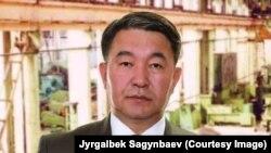 Жыргалбек Сагынбаев.