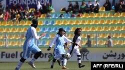 لیگ برتر فوتبال بانوان افغانستان