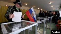 Krımda referendum